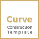Curve Powerful Construction, Building Business Template - ThemeForest Item for Sale