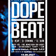 Dope Beat 3 | 6 Flyers in1 Urban Modern PSD Template - GraphicRiver Item for Sale