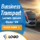 Multipurpose Business Travel Banner  - GraphicRiver Item for Sale
