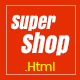 Super shop - eCommerce Responsive HTML Template Nulled