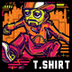 SWG Roboskate T-Shirt Design - GraphicRiver Item for Sale