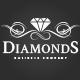 Diamonds Logo - GraphicRiver Item for Sale