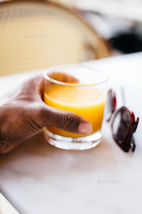 Orange juice - Stock Photo - Images