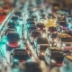 Traffic At Night - VideoHive Item for Sale