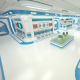 Sci-Fi Interior - 3DOcean Item for Sale