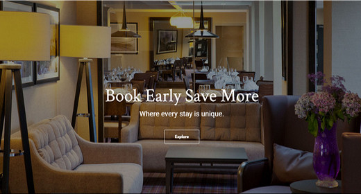 Awesome Hotel WordPress Theme
