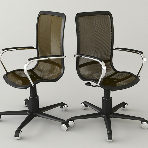 office chairs - 3DOcean Item for Sale