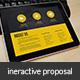 Interactive Multipurpose Proposal - GraphicRiver Item for Sale