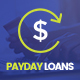 Payday Loans - Banking,  Loan Business and Finance WordPress Theme - ThemeForest Item for Sale