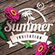 Summer Invitation | Psd Flyer Templates - GraphicRiver Item for Sale
