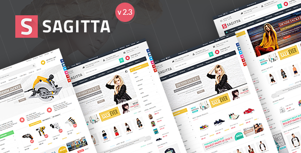Vina Sagitta - Responsive Joomla eCommerce Template - Fashion Retail