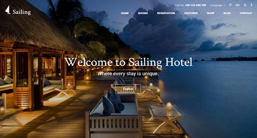 Best WordPress Hotel Booking