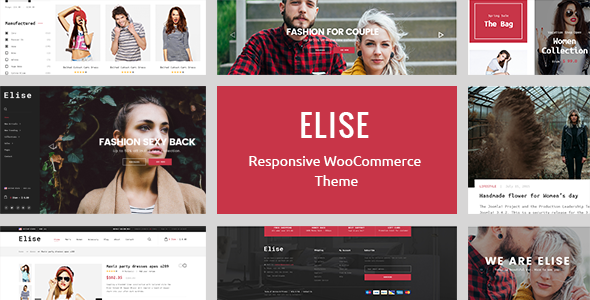 Elise – A Genuinely Multi-Concept WooCommerce Theme
