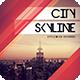 City Skyline CD Cover Artwork - GraphicRiver Item for Sale