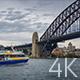 Sydney Harbour Bridge & Lunar Park 1 - VideoHive Item for Sale