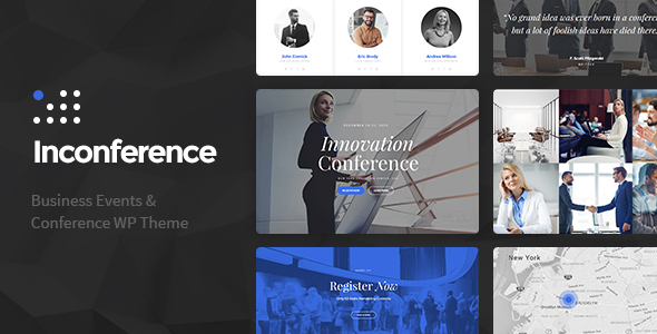 In Conference – Meetup & Conference Business Event WordPress Theme