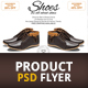 Shoe Flyer - GraphicRiver Item for Sale