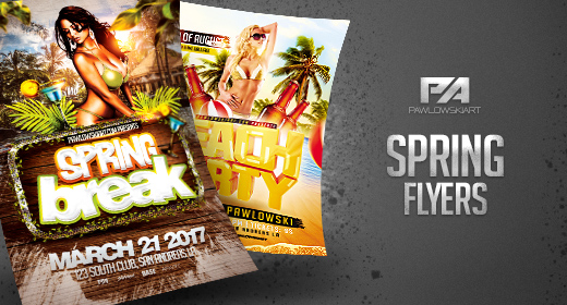 Spring Flyers