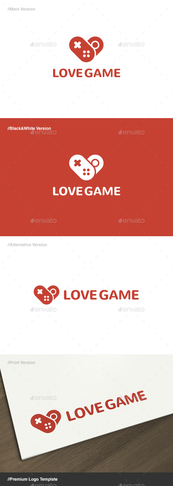 Love Game Logo