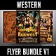 Western Flyer Bundle - GraphicRiver Item for Sale