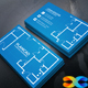 Architecture Business Card - GraphicRiver Item for Sale