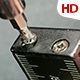 Screwing A Bolt 0599 - VideoHive Item for Sale