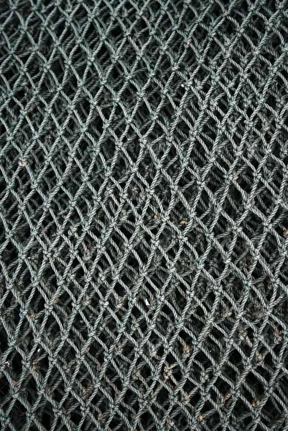 Fishing net  - Industrial / Grunge Textures