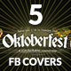 Oktoberfest Facebook Cover - GraphicRiver Item for Sale