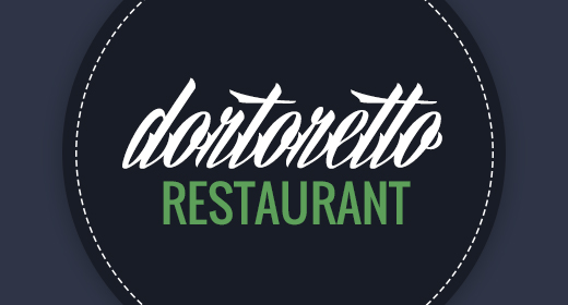 Dortoretto Restaurant Template