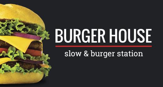 BurgerHouse – Restaurant Template