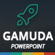 Gamuda - Multipurpose Powerpoint Template - GraphicRiver Item for Sale