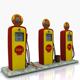 Gas Pump Shell