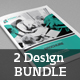 Bifold Brochure Design Bundle - GraphicRiver Item for Sale