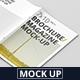 7x10 Brochure / Magazine Mock-Up - GraphicRiver Item for Sale