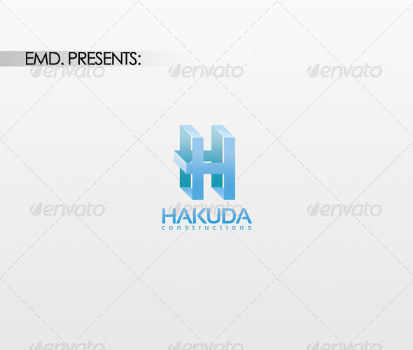 Hakuda Logo - Letters Logo Templates