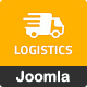 24/7 Express Logistics Services Joomla - ThemeForest Item for Sale