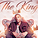 The King HQ Mixtape Cover - GraphicRiver Item for Sale