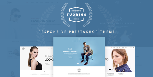 Tuoring - Multipurpose Responsive Prestashop Theme - Fashion PrestaShop