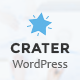Crater Consulting Business, Finance WordPress Theme - ThemeForest Item for Sale