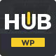 Hub Magazine WordPress theme Nulled