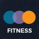 Fitness - Gym & Yoga WordPress Theme Nulled