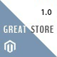Great Store - eCommerce Fashion Template