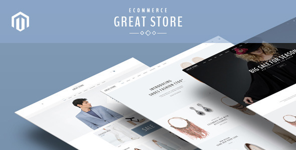 Great Store – eCommerce Fashion Template
