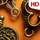 Decorated Old Key 0730 - VideoHive Item for Sale