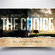 The Choice Church Flyer - GraphicRiver Item for Sale