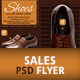Shoe Store Flyer Template - GraphicRiver Item for Sale