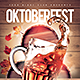 Oktoberfest Holiday Flyer - GraphicRiver Item for Sale