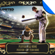8 Premium Baseball Trading Card Templates Collection