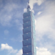 Taipei 101 Tower - VideoHive Item for Sale