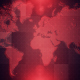 4K Red Map Background - VideoHive Item for Sale